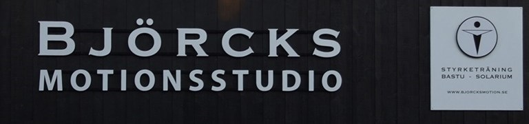 Björcks Motionsstudio
